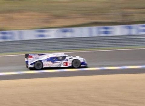 News video: Audi's Loic Duval Crashes Heavily in Le Mans Qualifying