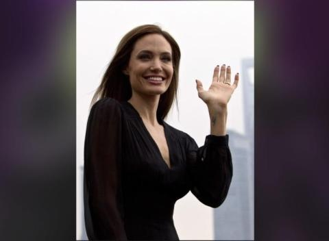 News video: Angelina Jolie Says Terrifying Wing-Ripping Scene In Maleficent Is A