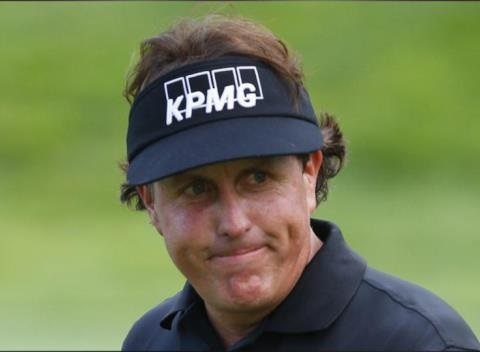 News video: Mickelson Did Not Trade In Clorox Stock: NYT