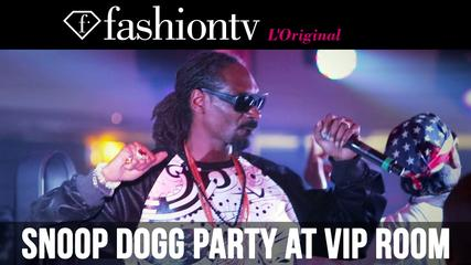 News video: Snoop Dogg Party at VIP ROOM Cannes Film Festival 2014 | FashionTV